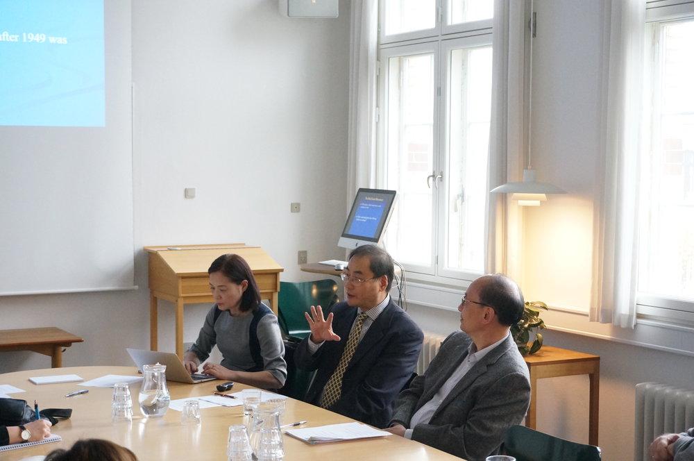 Prof. Jin Guangyao