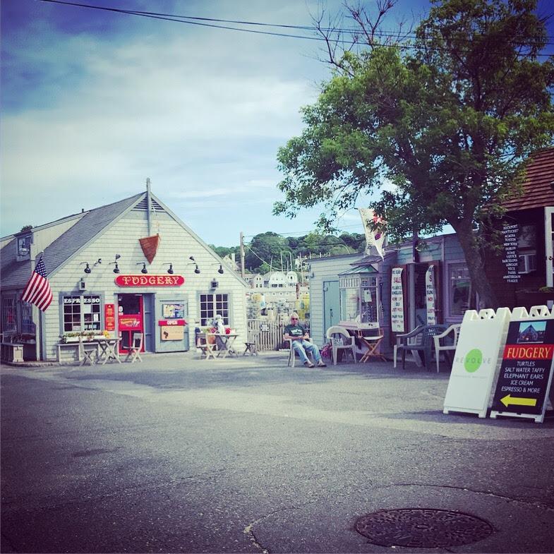 Shops in Rockport