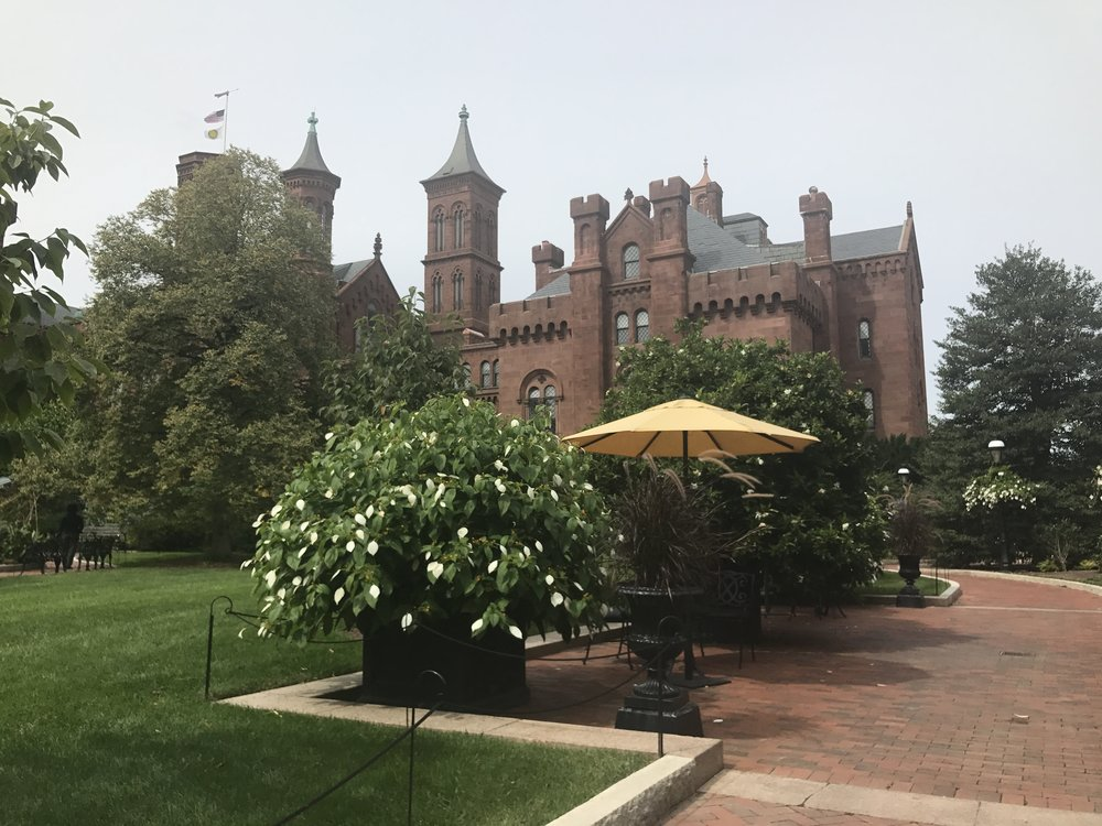 Gardens at the Smithsonian