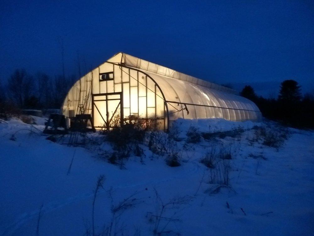 Lepage Farm Greenhouse