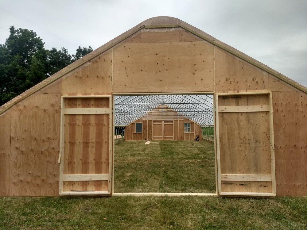 Ledgewood Frame - Old Wooster Farm