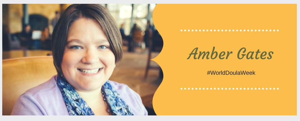 Meet Amber Gates Banner