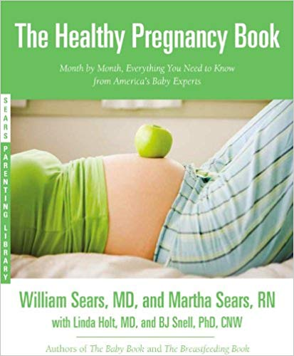 Required Reading for doula Certification  The Healthy Pregnancy Book By Sears, Holt, and Snell