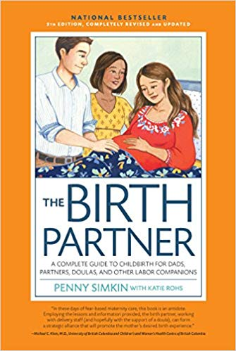 Required reading for doula Certification   The Birth Partner By Penny Simkin