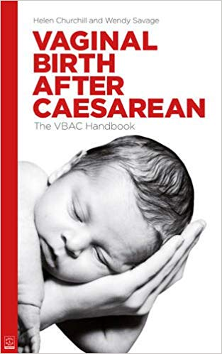Vaginal birth after cesarean - the vbac handbook  kindle  and paperback by https://amzn.to/2wCFX0S