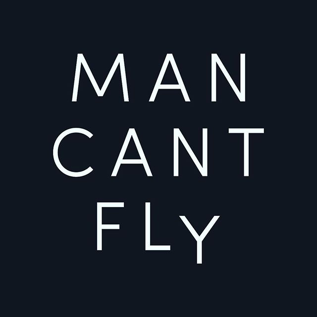 New logo - what you reckon! :) #newlogo #logo #branding #mancantfly #desıgn #logos