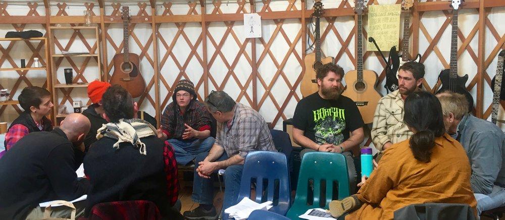 3 part training series on Class & Gender - 2018, Kindle Farm School, Newfane, VTSee more