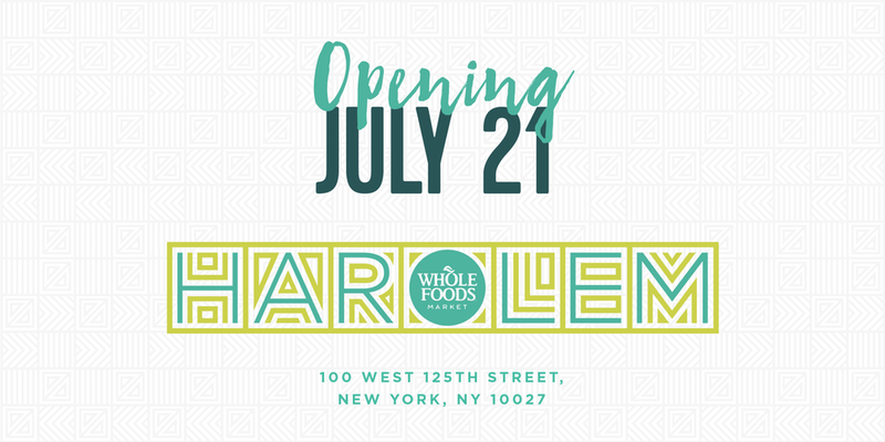 whole foods harlem opening
