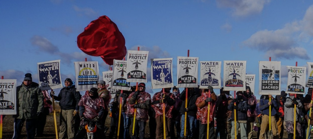 DAPL, LITTLE CREEK CAMP, IOWA -