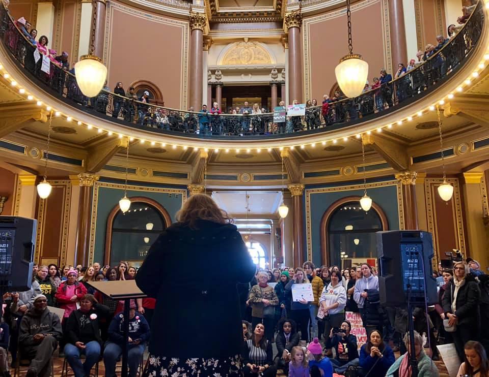 Women's March 2019, Des Moines, IA