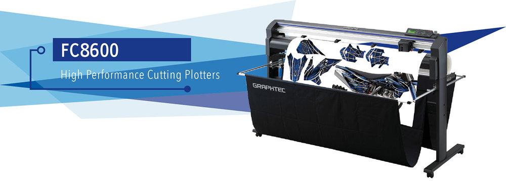 Quality Best-In-Class Highest Speed vinyl Cutter, Vinyl Cutting Machine Graphtec FC8600