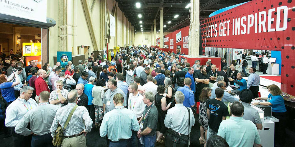 ISA SIGN EXPO AND GRAPHICS PROFESSIONAL SPECIALTY PRINTING IMAGING TECHNOLOGY EXHIBITION EXPO GRAPHTEC AMERICA