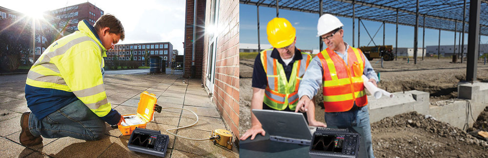 ENVIRONMENTAL TESTING  - & MULTI-POINT MONITORING