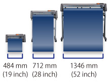 Vinyl Cutter Graphtec CE6000 Plus 3 Sizes Available To Best Suit Your Applications