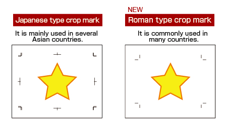Graphtec Automatic Registration Mark Supported The Standard Crop Marks