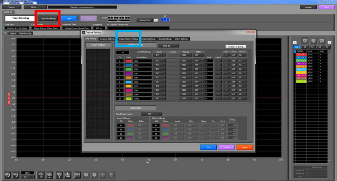 GRAPHTEC COMPACT DATALOGGER TUTORIAL TRAINING – SENDING AN EMAIL