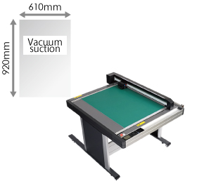 Flatbed Cutter, Table Top Cutter, Cardboard Cutter, Package Thick Paper Cutter, Sublimation Cutting Plotter, Vinyl Cutter, Vinyl Cutting Machine, Die Cutting Machine, Graphtec Vinyl Cutter Graphtec FCX2000-60 Sizes and Measurement