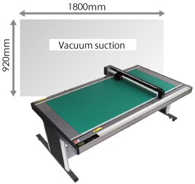Flatbed Cutter, Table Top Cutter, Cardboard Cutter, Package Thick Paper Cutter, Sublimation Cutting Plotter, Vinyl Cutter, Vinyl Cutting Machine, Die Cutting Machine, Graphtec Vinyl Cutter Graphtec FCX2000-180 Sizes and Measurement
