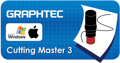 GRAPHTEC CUTTING MASTER 3 FOR MACINTOSH SOFTWARE