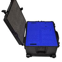 Custom pelican case (B-536US-7000)