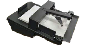 AUTO SHEET FEEDER UNIT    media supply mechanism (USB hub is attached to the auto sheet feeder unit) 1 pc