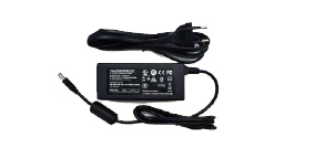 AC ADAPTER (with AC power cable)     output 12V, power for auto sheet cutter unit, 1 pc