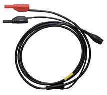 Input Cable, Banana - BNC RIC-143