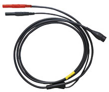 Input Cable, Banana - BNC (Hi-Voltage) RIC-147