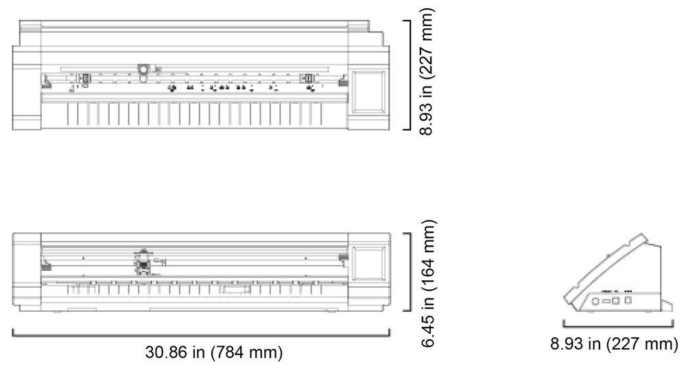Graphtec-CE-Lite-50-when using sheet media