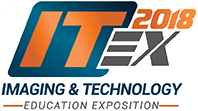 Booth# 116 ITEX at MGM Grand Las Vegas  Imaging & technology education exposition, May 15 - 17, 2018