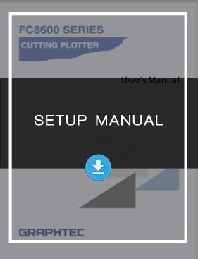 Vinyl Cutter Cutting Plotter FC8600