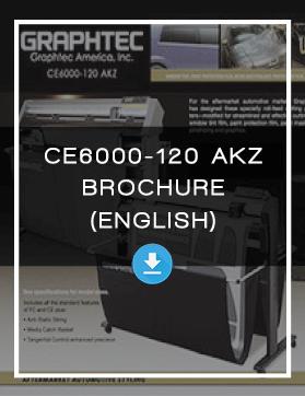 Window Tint Vehicle Wrap Cutter Machine Vinyl Cutter Brochure Graphtec CE6000 AKZ Web Eng.jpg
