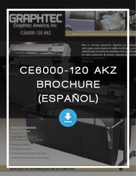 Window Tint Vehicle Wrap Cutter Machine Vinyl Cutter Brochure Graphtec CE6000 AKZ Web Spanish.jpg