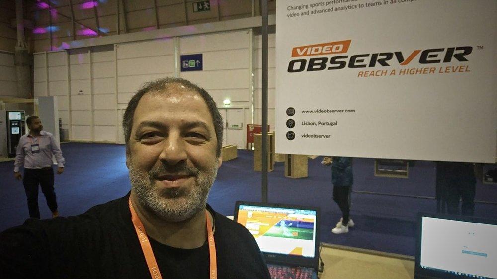 Fernando Sousa  CEO, VideObserver