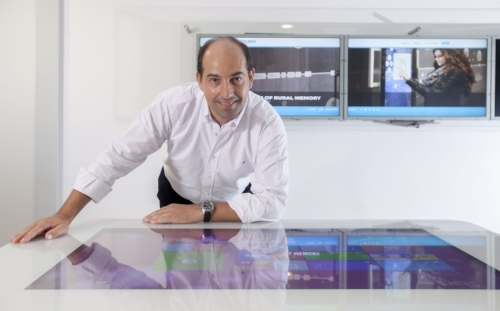 Miguel Fonseca, CEO Displax