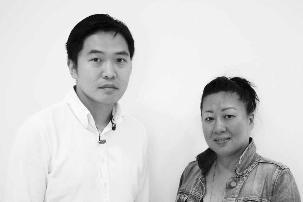 Ben Tai and Karen Au