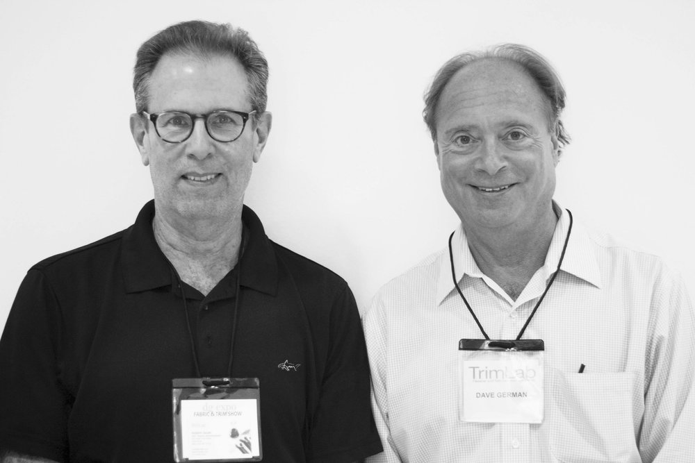 Bob Sadin and Dave German