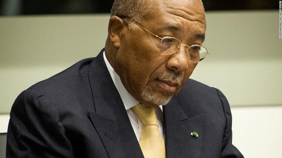 2009: Liberia