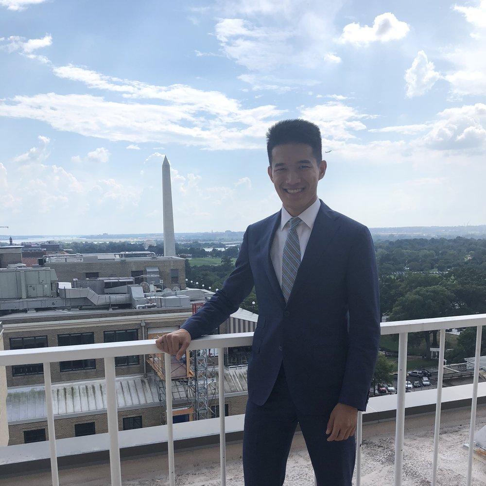 Fanggang Zhu  Georgetown University   LinkedIn