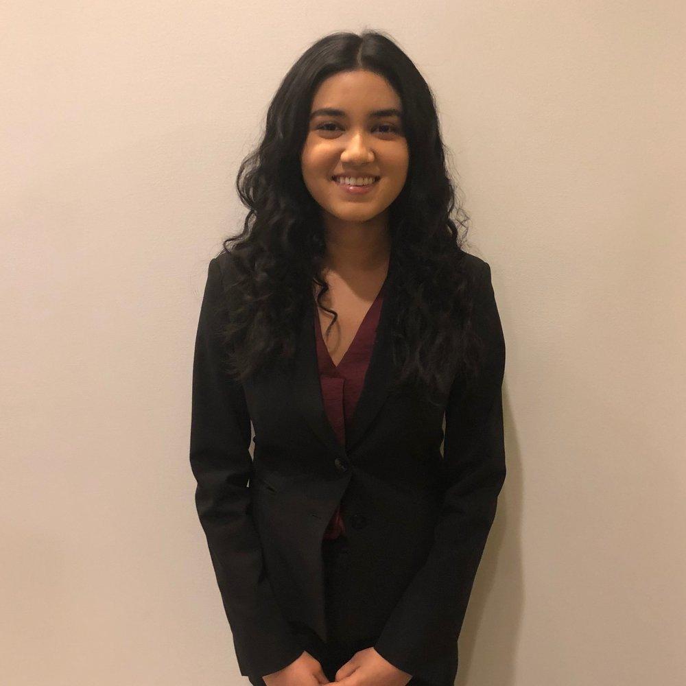 Tanisha Singh  Georgetown University