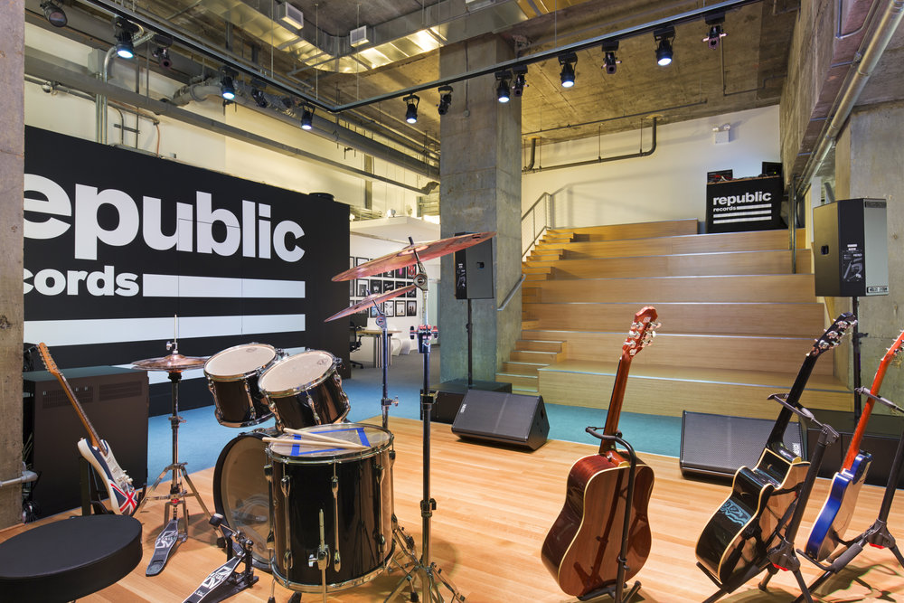 REPUBLIC RECORDS - NYC