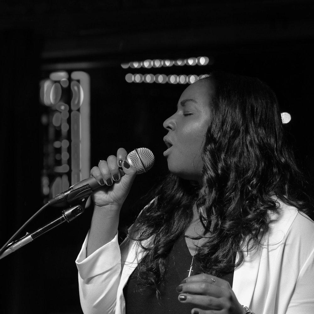 Christine Chanel - Lead Vocals & Keys