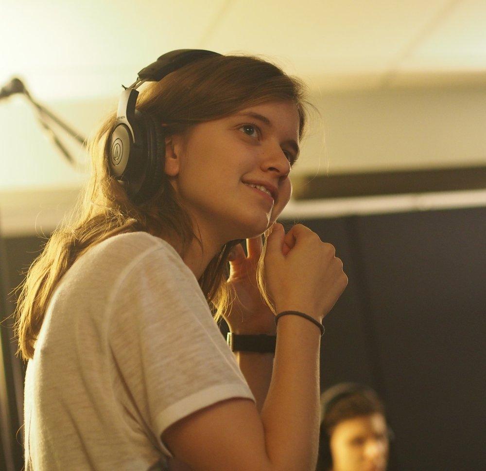 Michelle Nadler - Bass