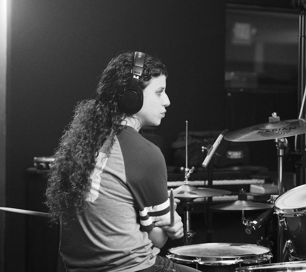 Dana Mancuso - Drums, Keys & Vocals