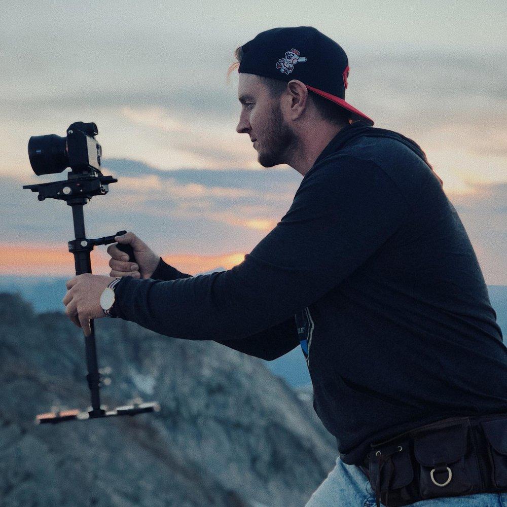 JAMES KRIHA - FOUNDER / CINEMATOGRAPHER / EDITOR