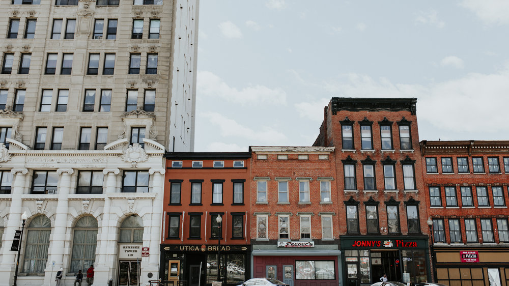 GENESEE ST. ARCHITECTURE