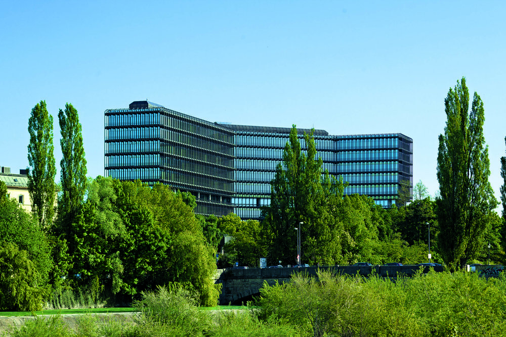 EPO Headquarters in Munich