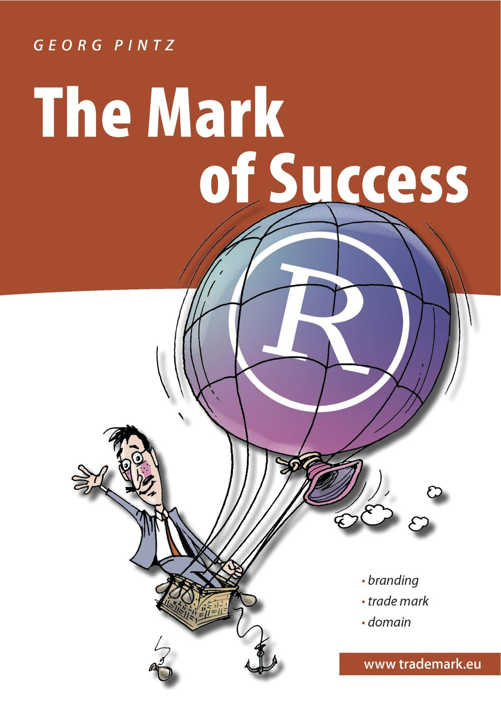 The book about trademarks in English, published in 2010.