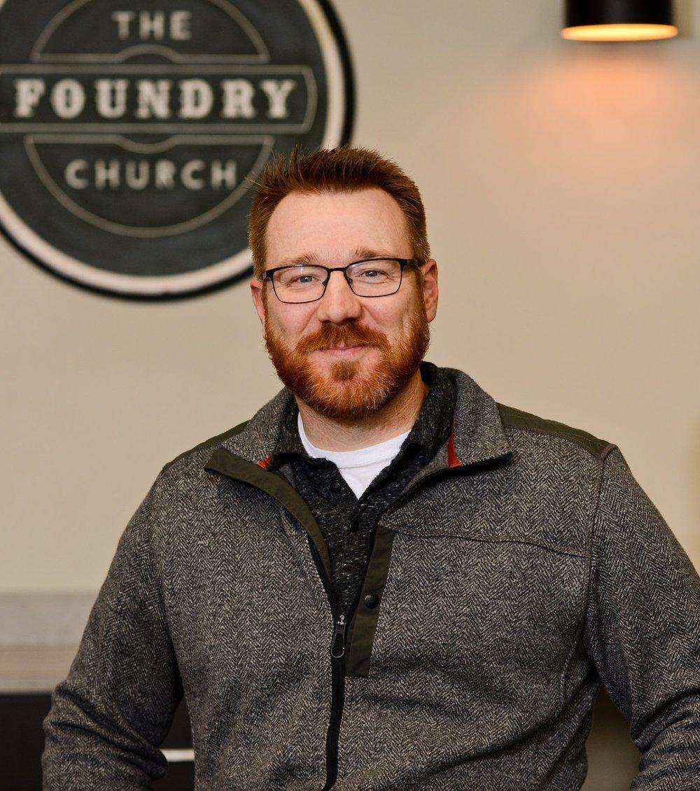 Phil Harbison - Venue Pastor