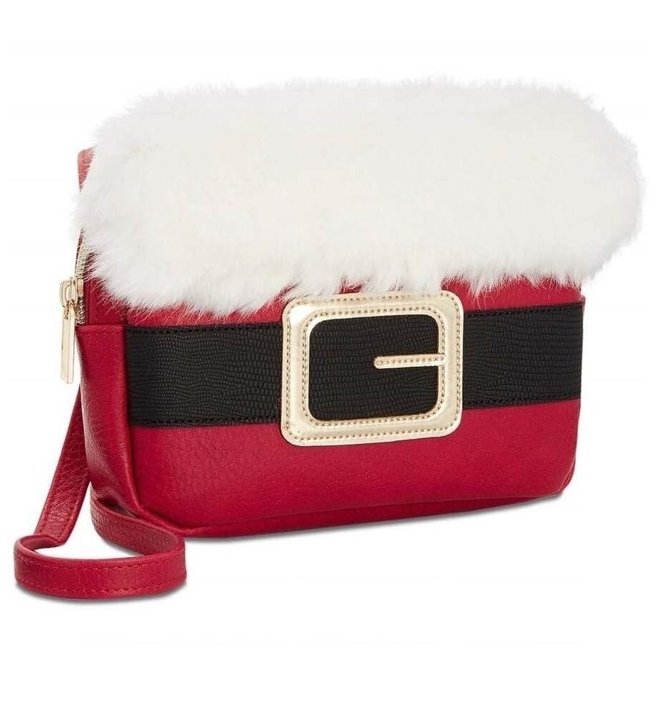 Santa Belt Crossbody Bag